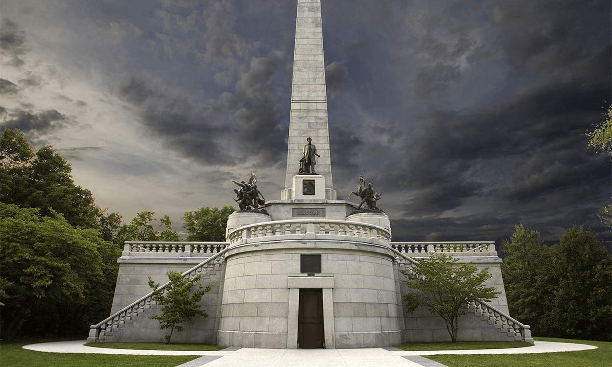 Photography taken at Lincoln's Tomb, Springfield, IL